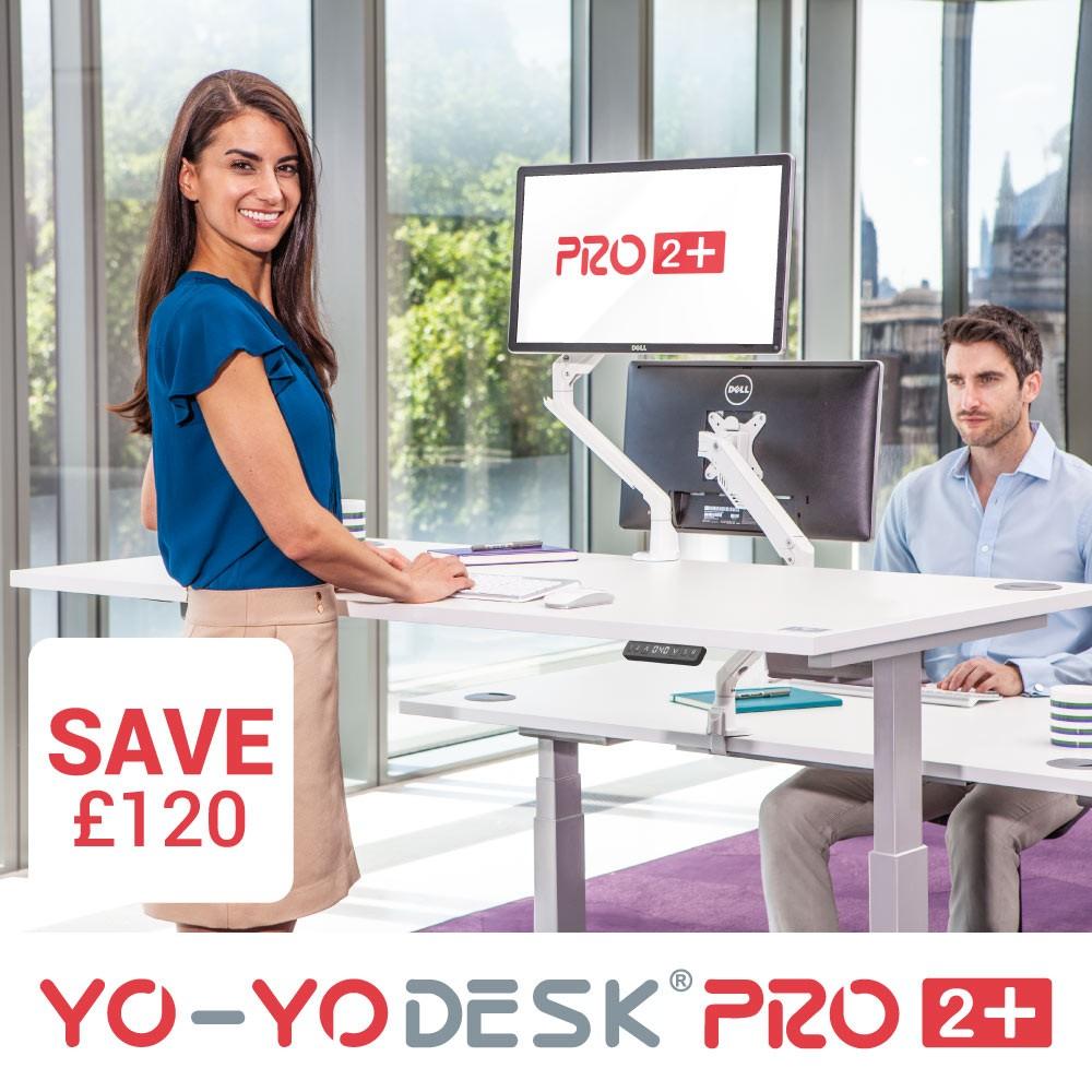 Yo-Yo DESK PRO 2+