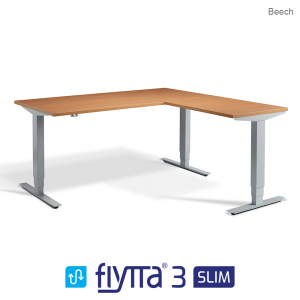 FLYTTA 3 SLIM [S] Electric Standing Desk