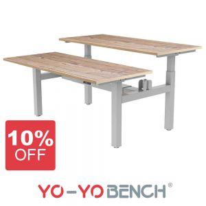 Yo-Yo BENCH Electric Standing Desk