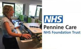 NHS standing desks help_NHS standing desks help keep staff healthy