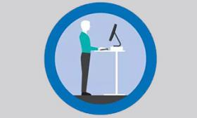 Standing at work makes for better_Standing at work makes for better, happier, healthier workers: OFFICIAL